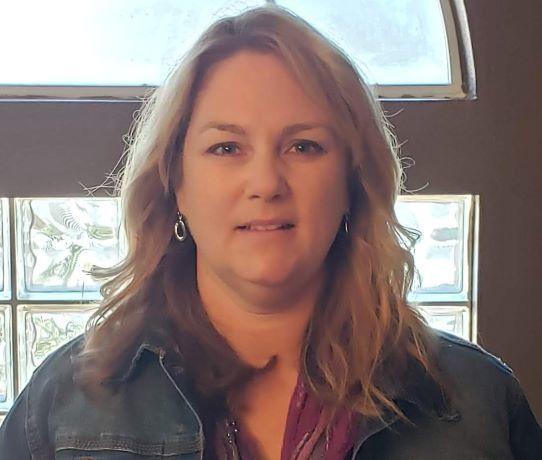Shannon Russell - Treasurer