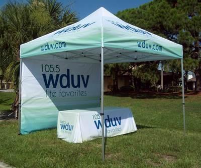 Trade Show Tent 5