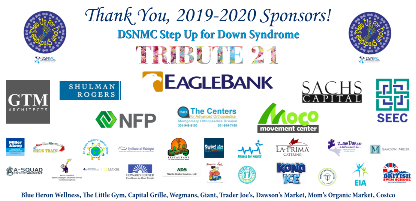Thank You Sponsors 2019-2020