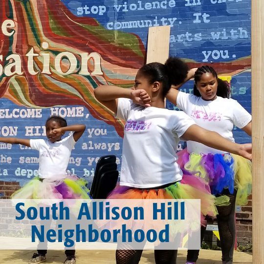 South Allison Hill