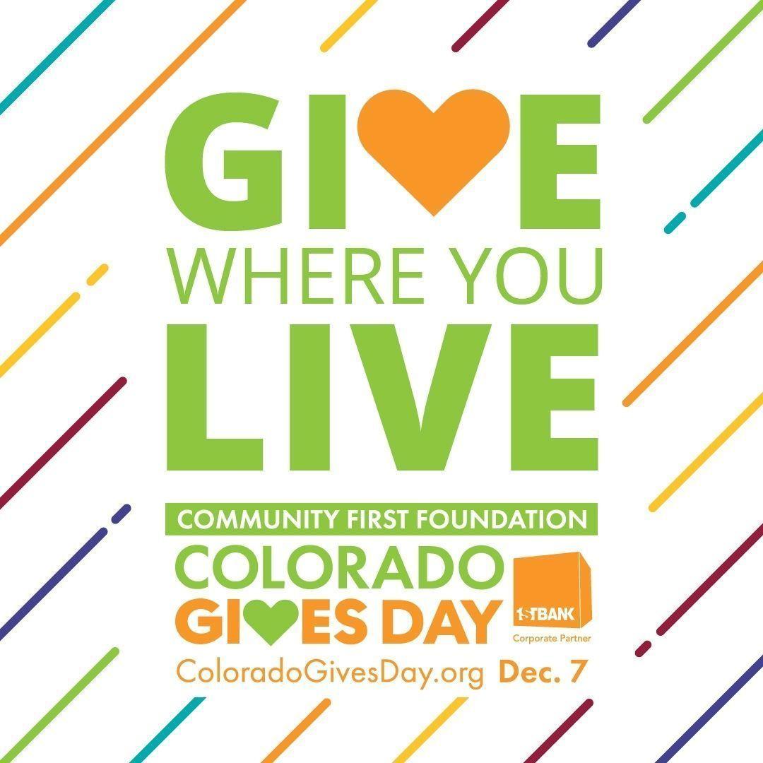Colorado Gives Day 2021