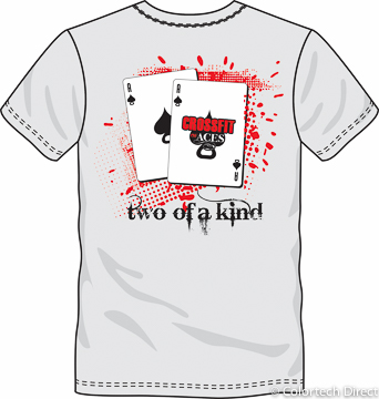 Two of a Kind Shirt Design