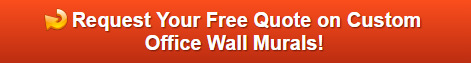 Free quote on custom office wall murals in Orange County CA
