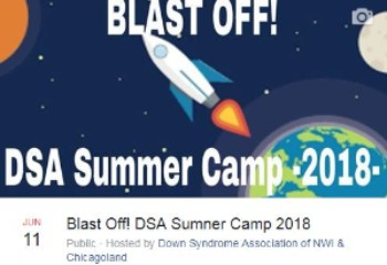 Blast Off! - DSA Summer Camp 2018