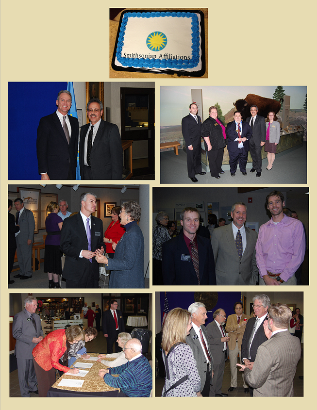 Members & Legislative Reception January 2013