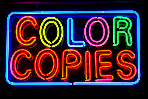 Color Copies