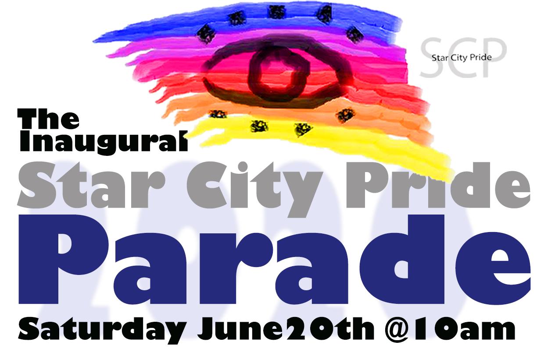 Inaugural SCP Parade