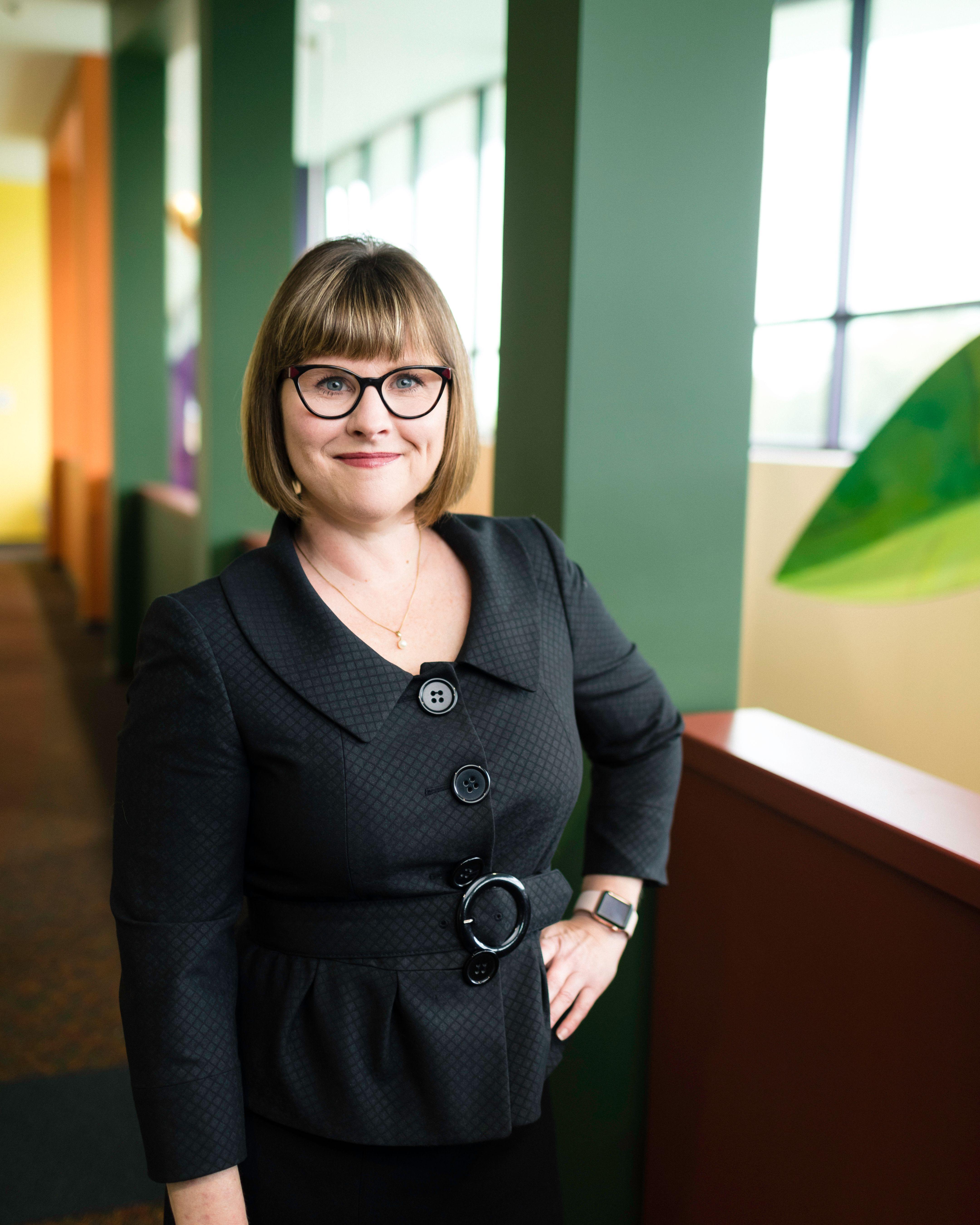 Anne Constantino, CEO