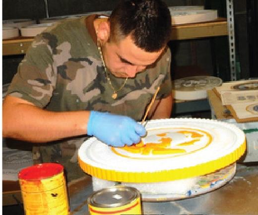 Guillermo Madrigal, Senior Artisan/Craftsman