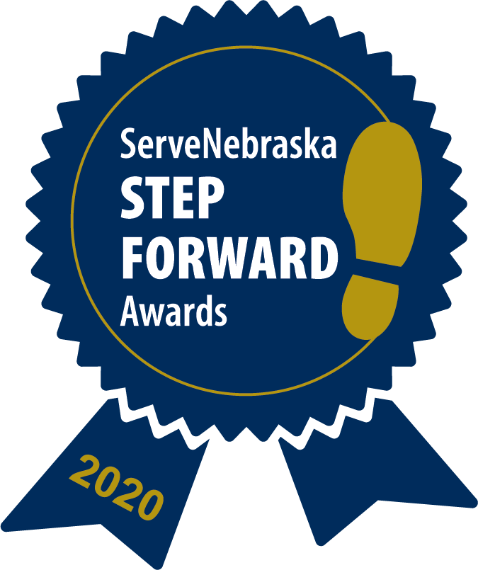 Sixth Annual ServeNebraska Step Forward Awards