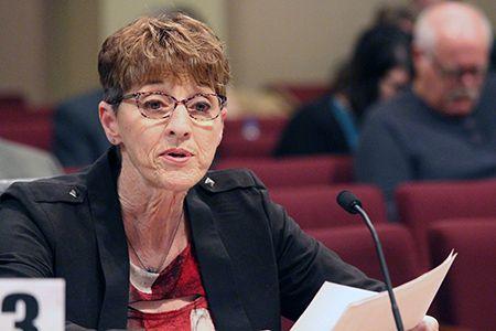 Lanette Doane, Ansley Clerk/Treasurer