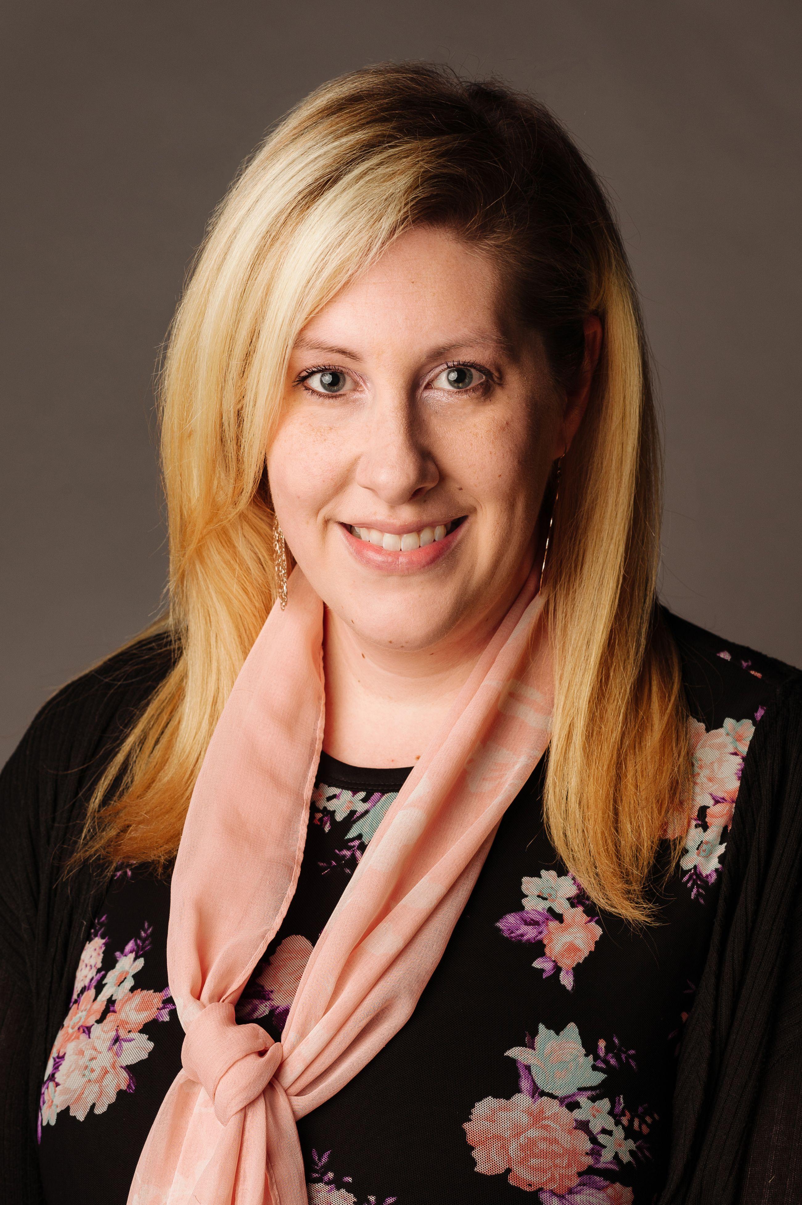 Amanda DeVries - Volunteer Coordinator