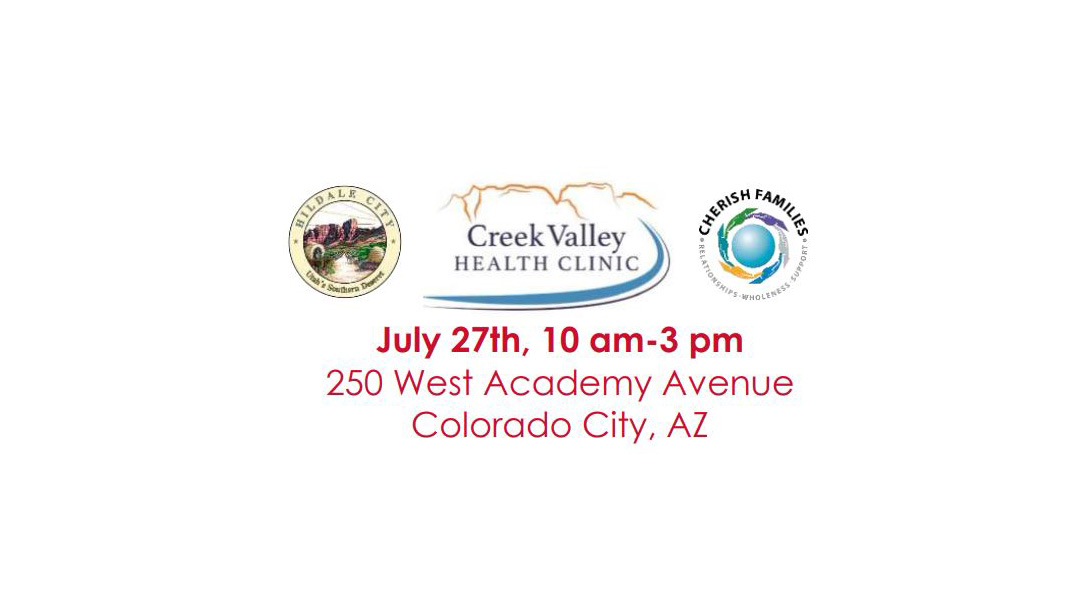2nd Annual Creek Valley Health Fair
