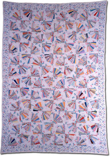 """""""Recycling and Resourcefulness: Quilts of the 1930s"""""""