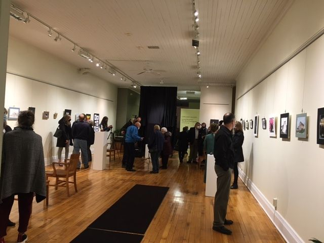 Perry High School 2021 Art Show at the ACWC Main Gallery