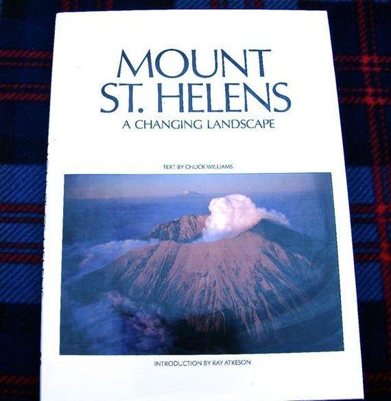 Mount St. Helens: A Changing Landscape