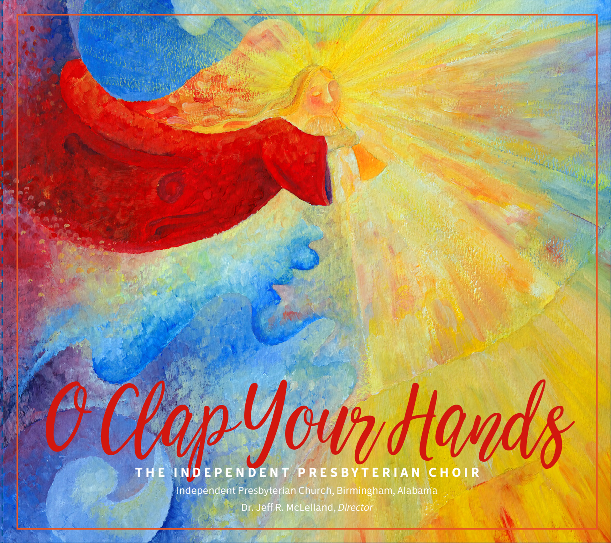 O Clap Your Hands CD