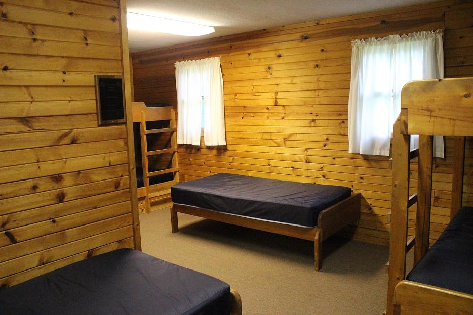 Log Cabin Interior I