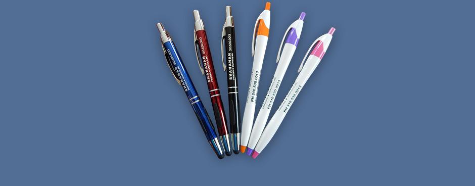 Pens.