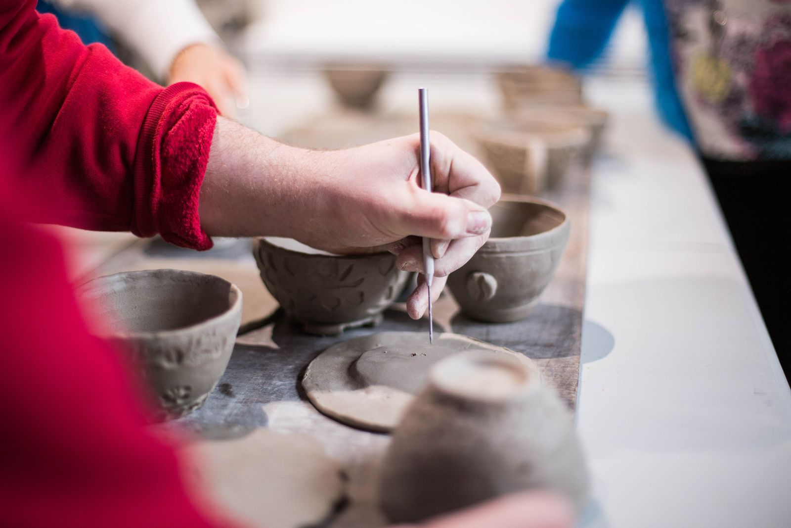 The Pottery Experience