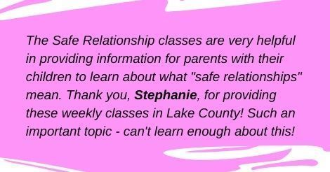 Stephanie, Lake County Domestic Violence Coordinator