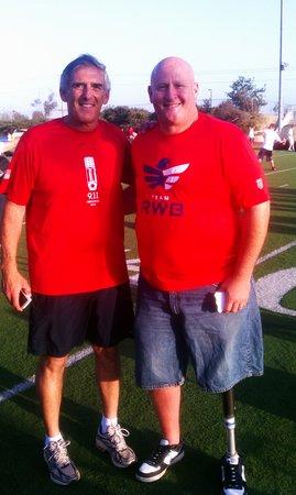John Keith--Team RWB, Pete Jackson--Sign Distinction
