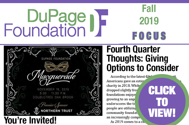 Fall 2019 Newsletter Now Available for Viewing