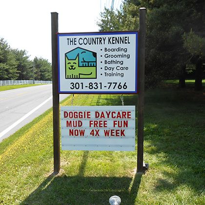 The Country Kennel
