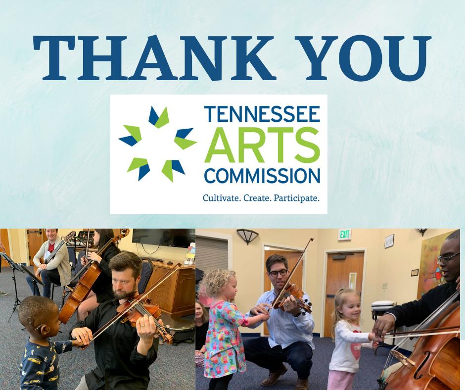 MOSD Receives TN Arts Commission Grant