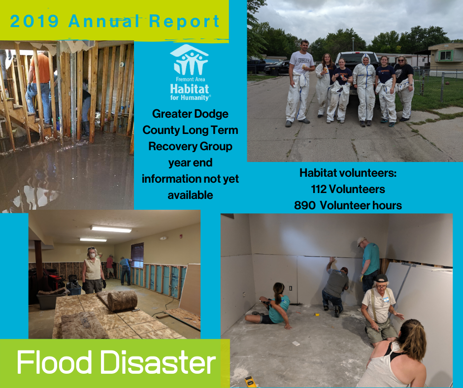 2019 Annual Report - Flood
