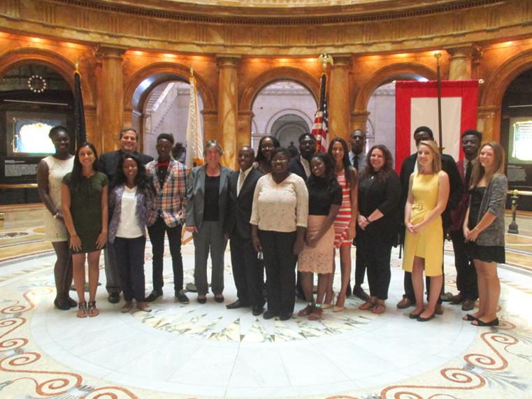 Urban Youth Program Interns