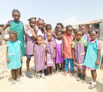 Pillowcase Dresses Bring Happiness to Girls in Haiti