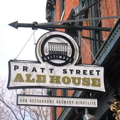 Pratt Street Alehouse