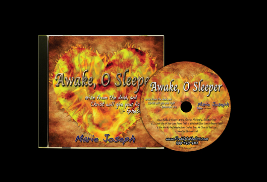 Faith on Fire Single CD