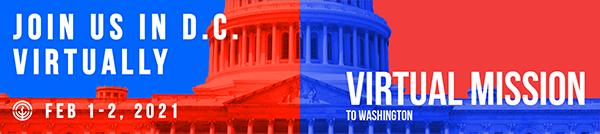 JFNA Virtual Mission to Washington DC