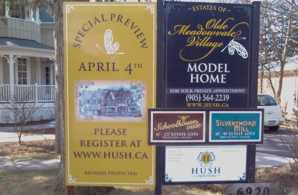 Construction & Temporary Signs