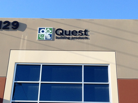 Orange County Exterior Building Signs