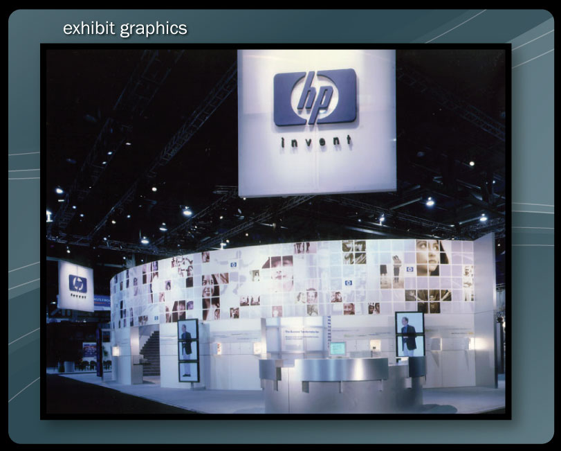 CUSTOM EXHIBIT GRAPHICS
