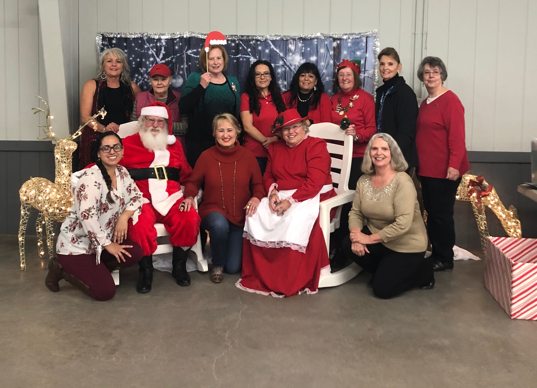 Valencia County Christmas Party 12/7/19
