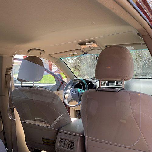 OCP Vehicle Shields