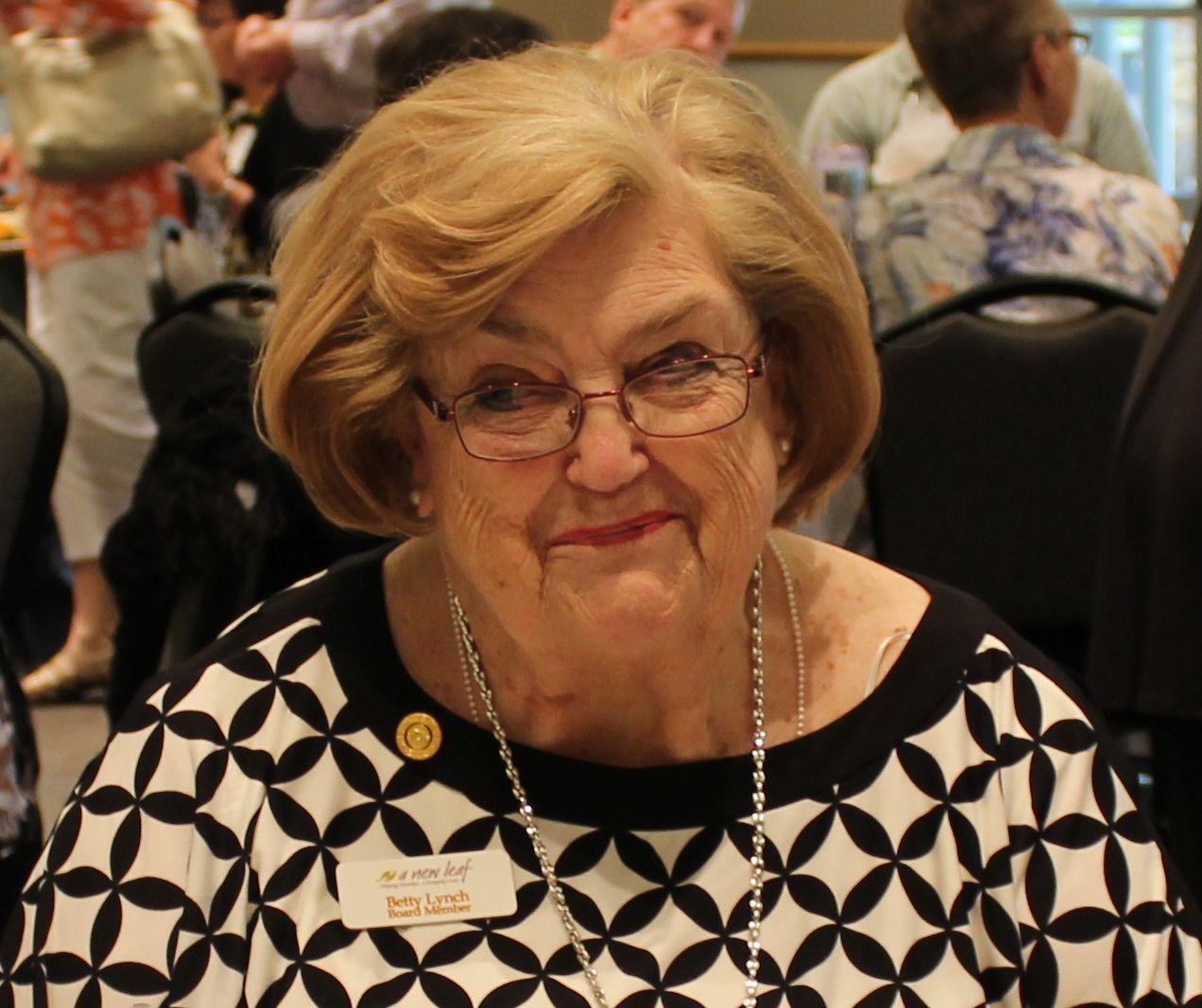 Betty Lynch: Leader, Community Servant, Survivor