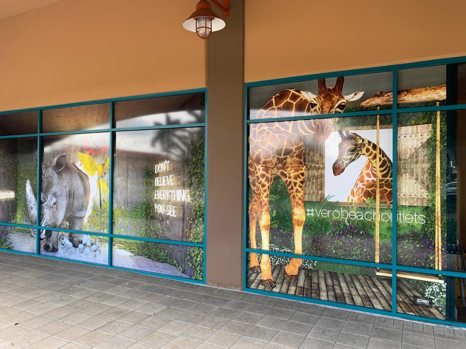 Window Graphics- Sign Partners