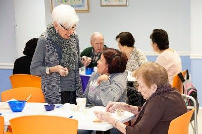 Share great meals with friends at RSS - Riverdale Senior Services
