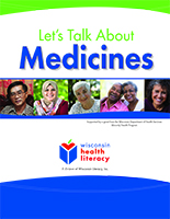 Let's Talk About Medicines workbook (refugees and immigrants)
