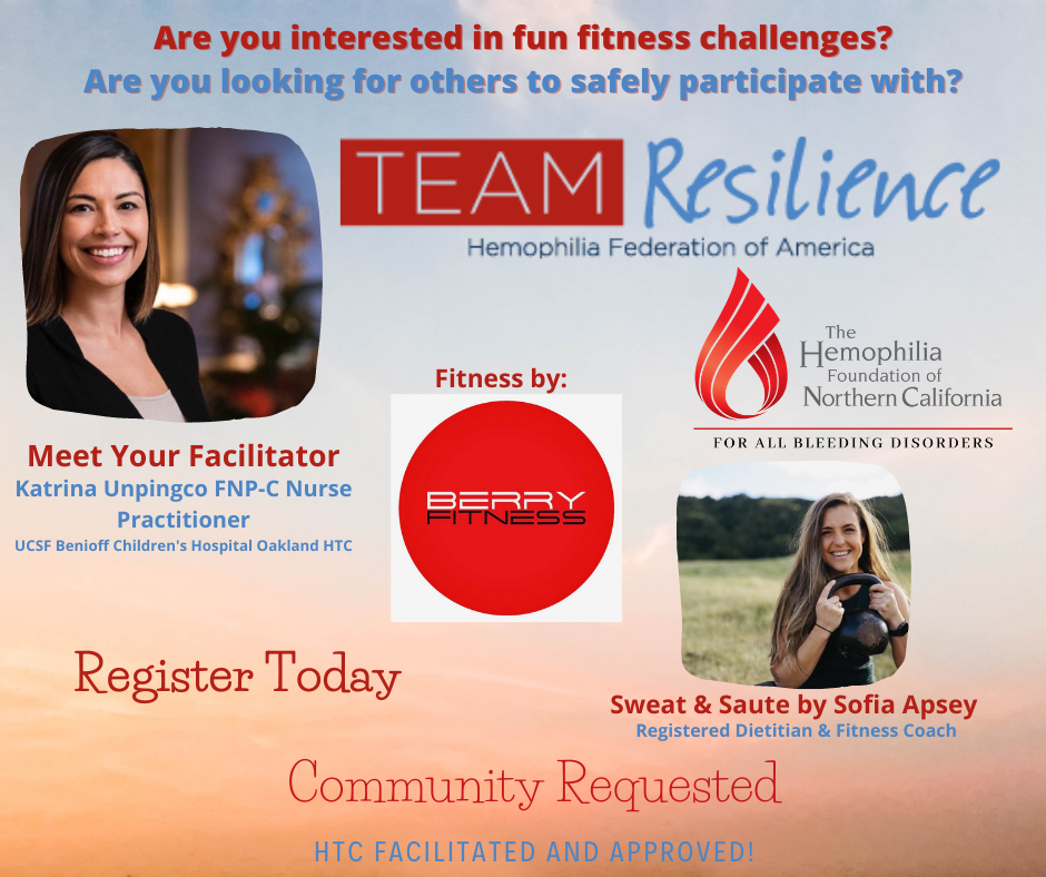 Team Resilience Fitness Challenge