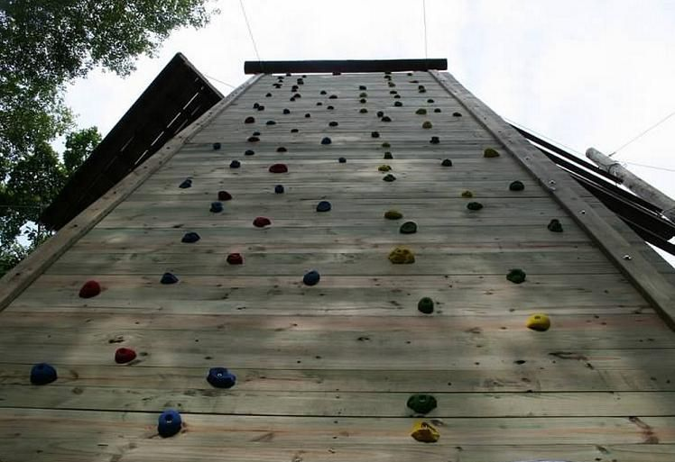 Climbing Wall I