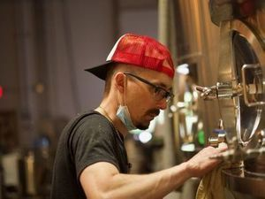 John Szopa, Owner and Head Brewer, Skeleton Key Brewery
