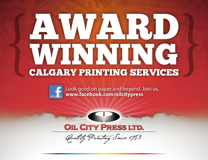 Award-Winning Calgary Printing Services