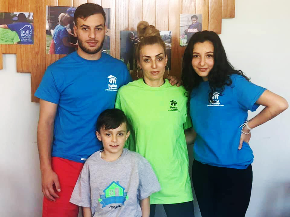 The El Abani Family