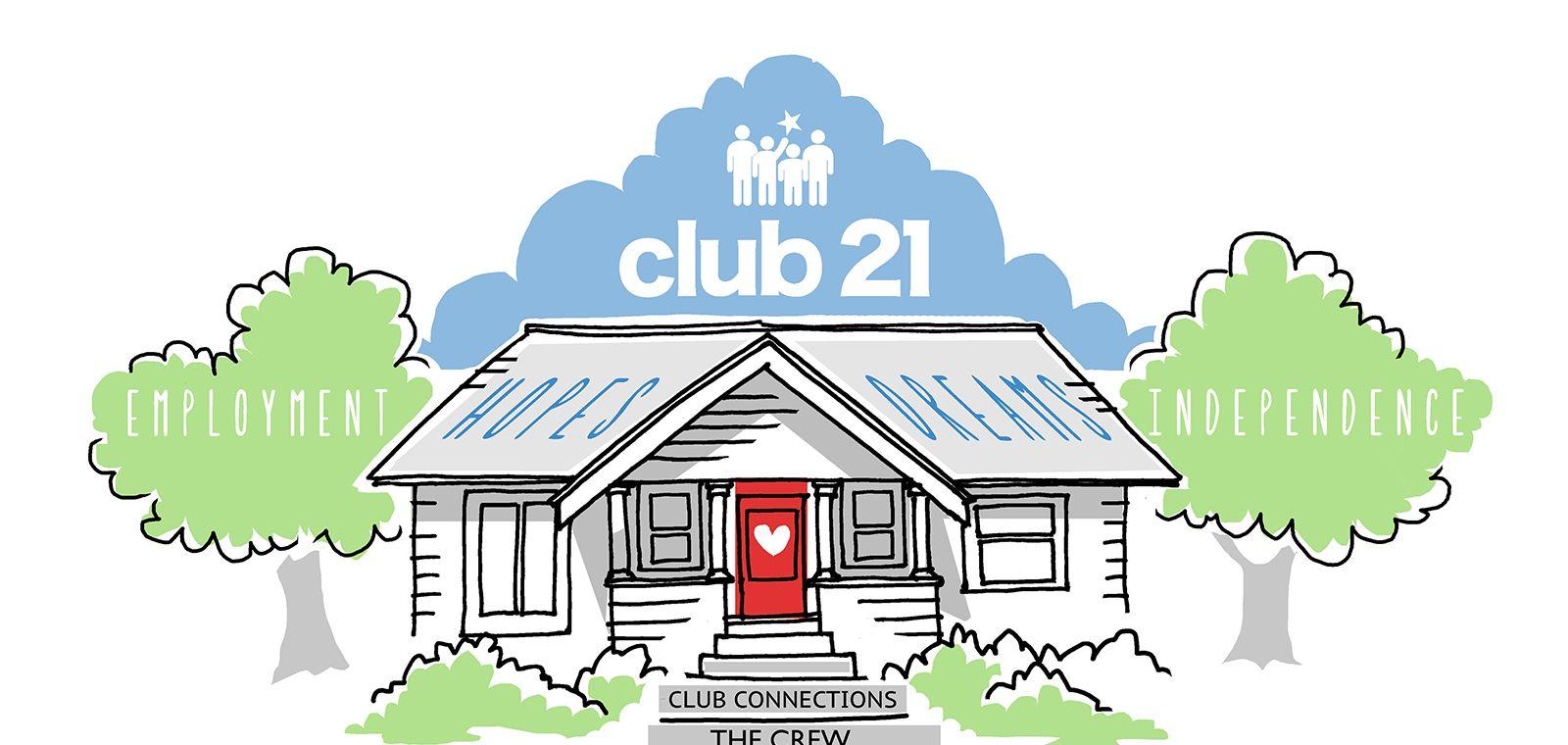 Club 21 Classes are now VENDORED